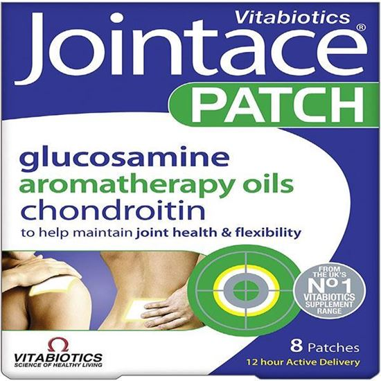 Picture of Vitabiotics Ltd Jointace Deep Aroma Patch 8