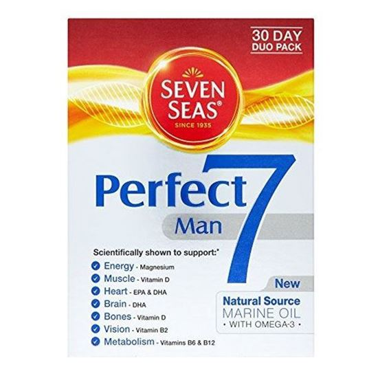 Picture of Seven Seas Perfect 7 Man 30s