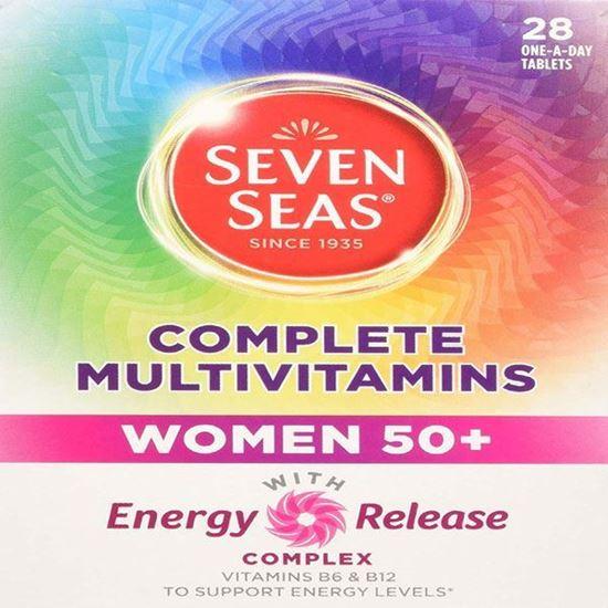 Picture of Seven Seas Multivitamin 50+ Women