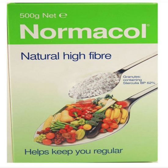 Picture of Normacol Natural High Fibre 500g