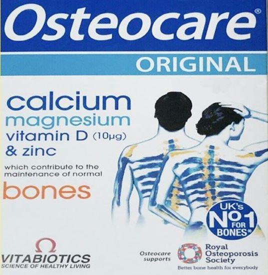 Picture of Osteocare Original Calcium Magnesium Vitamin D3 30 Tablets
