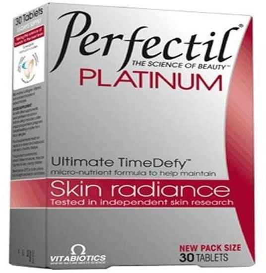 Picture of Perfectil platinum tablets 30 pack