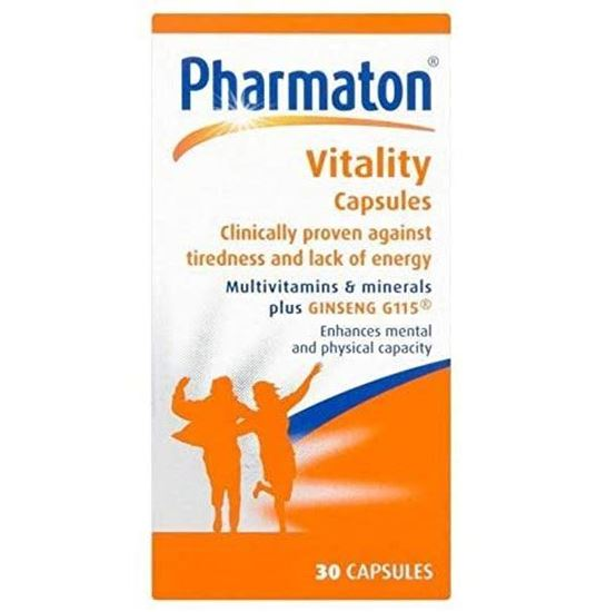 Picture of Pharmaton Relief of Daily Fatigue 30 Capsules