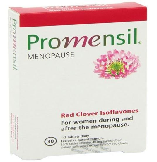 Picture of Promensil menopause original tablets 30 pack