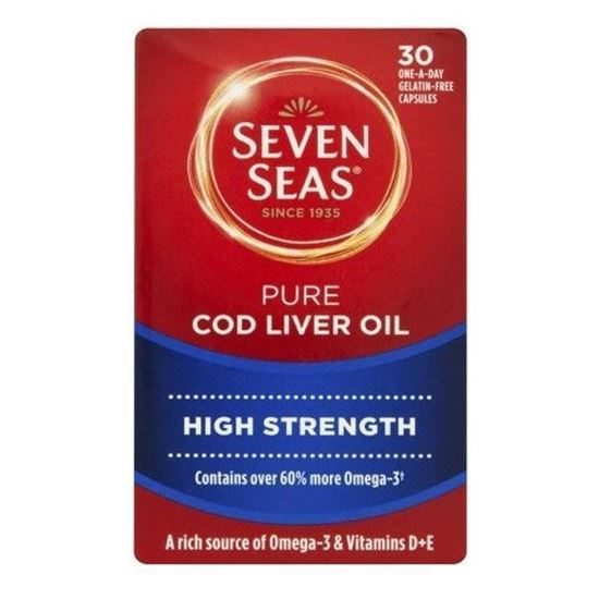 Picture of Seven Seas CLO High Strength Caps 30's