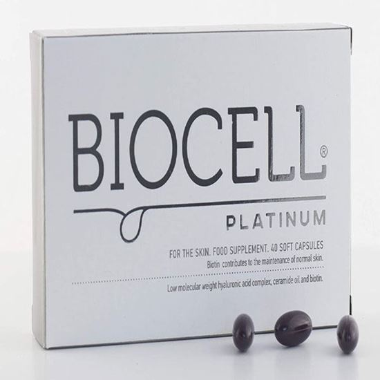 Picture of Biocell Platinum Soft Capsules N40