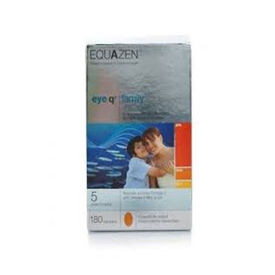Picture of Equazen eye q 5 Years to Adults 180 Capsules