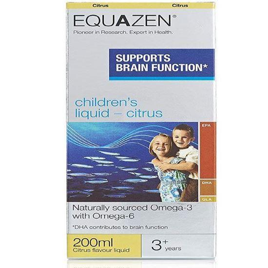 Picture of Equazen children's liquid citrus (200ml)