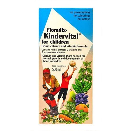 Picture of FloradixF Kindervital Formula For Children 250ml