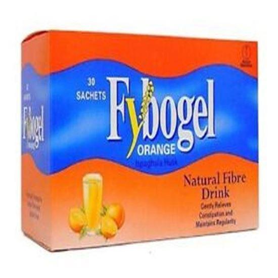 Picture of Fybogel Hi Fibre Sachets Orange Flavour 30