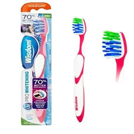 Picture of Wisdom UV Pro Whitening Expert Toothbrush -Multipack Available