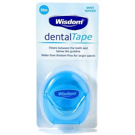 Picture of Wisdom Dental Tape 50m