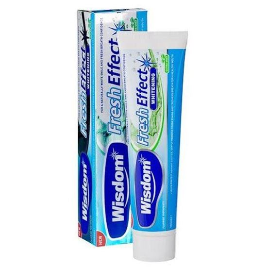 Picture of Wisdom Whitening Toothpaste Fresh Effect 100ml