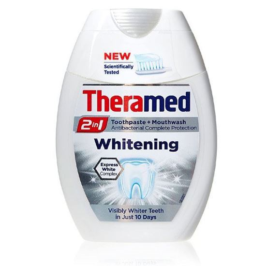 Picture of Theramed 2-in-1 Whitening Toothpaste 75ml