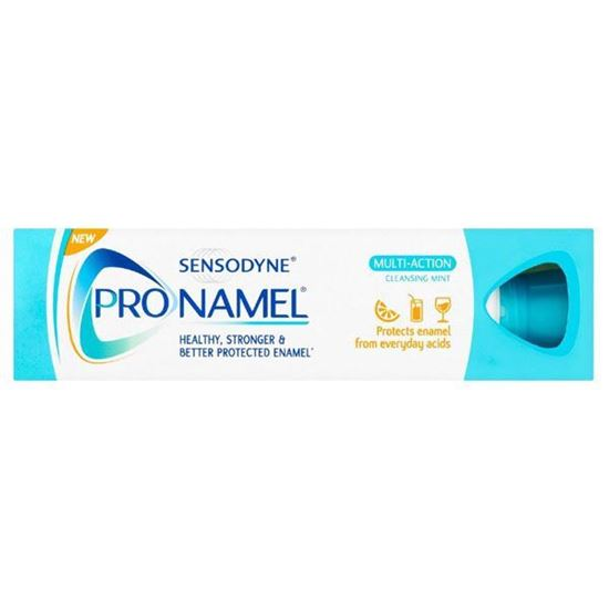 Picture of Sensodyne Toothpaste Pronamel Multi Action 75ml