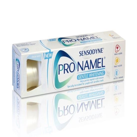 Picture of Sensodyne ProNamel Gentle Whitening Daily Anti-Cavity Toothpaste 75ml