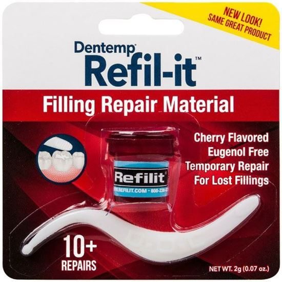 Picture of Refilit Maximum Strength Filling Material, Cherry Flavor - 1 Each