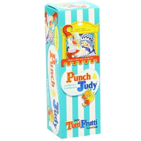 Picture of Punch and Judy 50ml Tutt-Frutti Tooth Paste