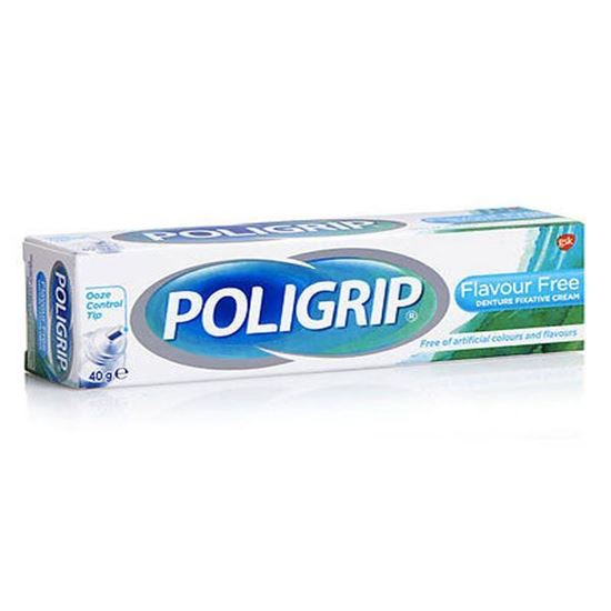 Picture of Poli-Grip Flavour Free 40g