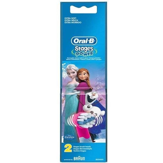 Picture of Oral-B Stages Kids Frozen Refill Heads Toothbrush
