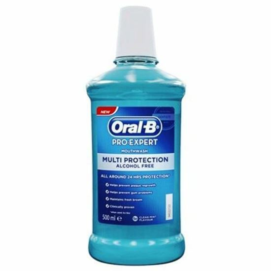 Picture of Oral-B Pro Expert Mouth Rinse Multi Protect - 500 Ml