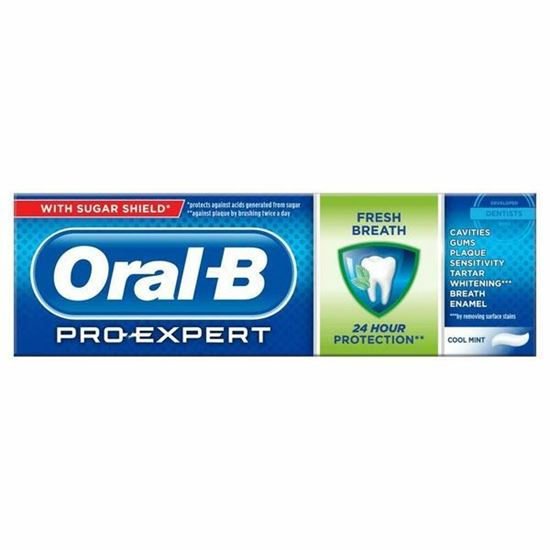 Picture of Oral-B Pro-Expert Professional Protection Toothpaste Fresh Breath Cool Mint