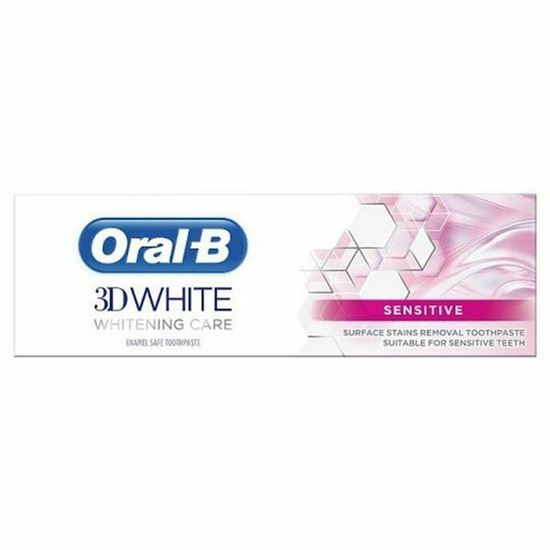 Picture of Oral-B 3D White Therapy Sensitive Toothpaste 75Ml
