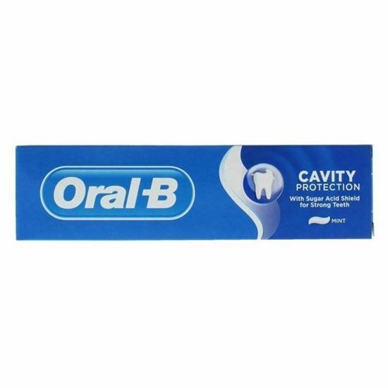 Picture of Oral B Cavity Protection Mint Toothpaste - 100ml