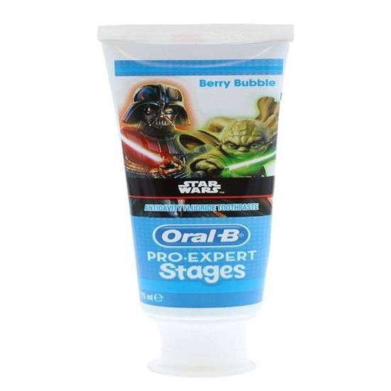 Picture of Oral B ORL47 Oral B Star Wars Toothpaste, 75 mL