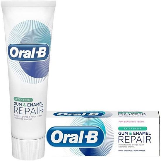 Picture of Oral-B Gums & Enamel Repair Extra Fresh Toothpaste – 75 ml
