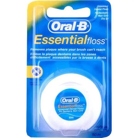 Picture of Oral B Essential Floss Regular 50M (12x12)
