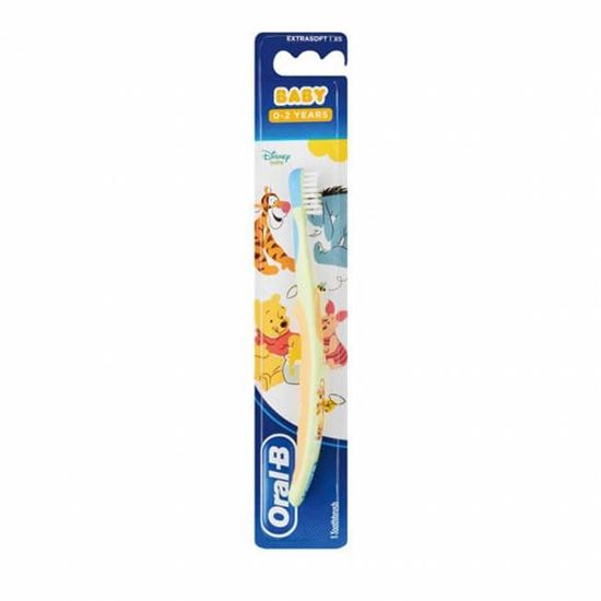 Picture of Oral-B Baby 0-2 Years Extra Soft Toothbrush Disney