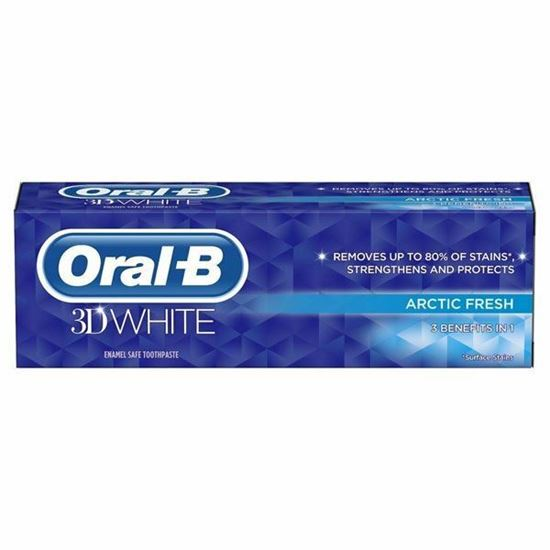 Picture of Oral-B 3D White Artic Fresh Toothpaste 75ml