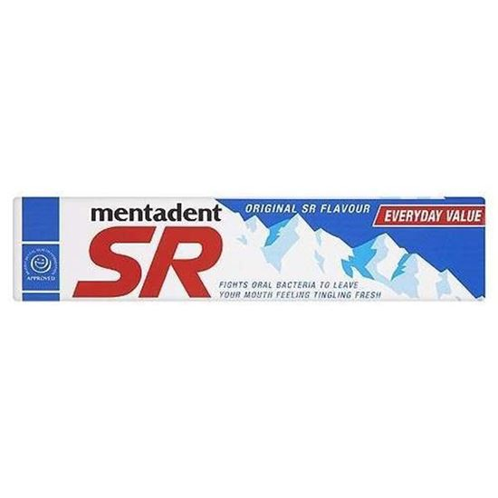 Picture of Mentadent SR Toothpaste Tube 100mls