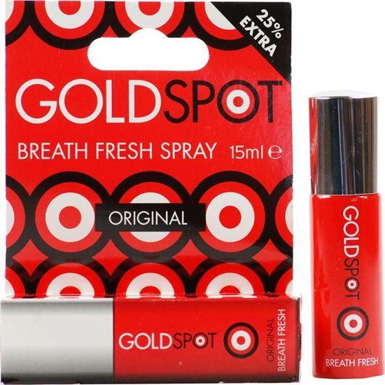 Picture of Gold Spot 15ml Original Fresh Breath