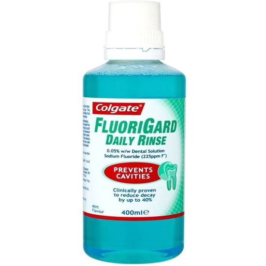 Picture of Colgate FluoriGard Daily Rinse, 400 ml