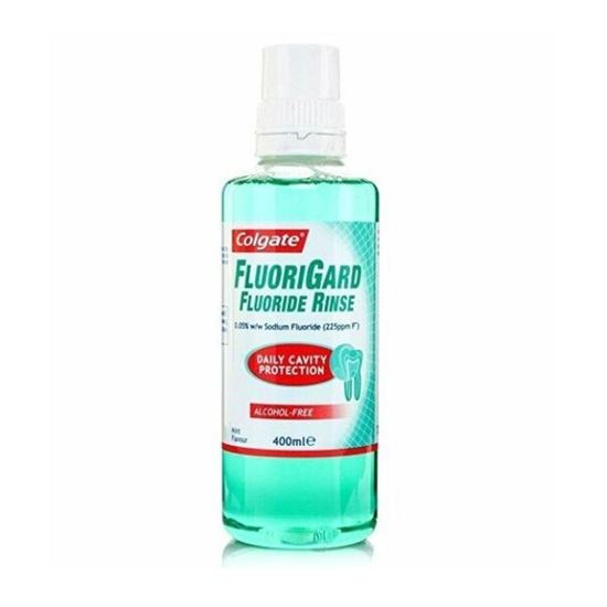 Picture of Colgate Fluorigard Daily Alcohol Free Rinse - (400ml)