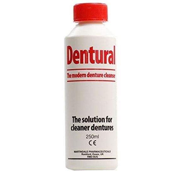 Picture of Dentural Denture Liquid Cleanser 250ml