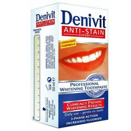 Picture of Denivit Professional Whitening Toothpaste 50ml