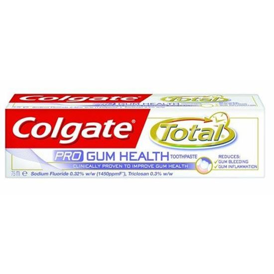 Picture of Colgate Total Pro Gum Toothpaste 75Ml