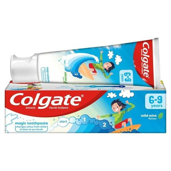 Picture of COLGATE SMILES JUNIOR 6+ YEARS TOOTHPASTE 75ML