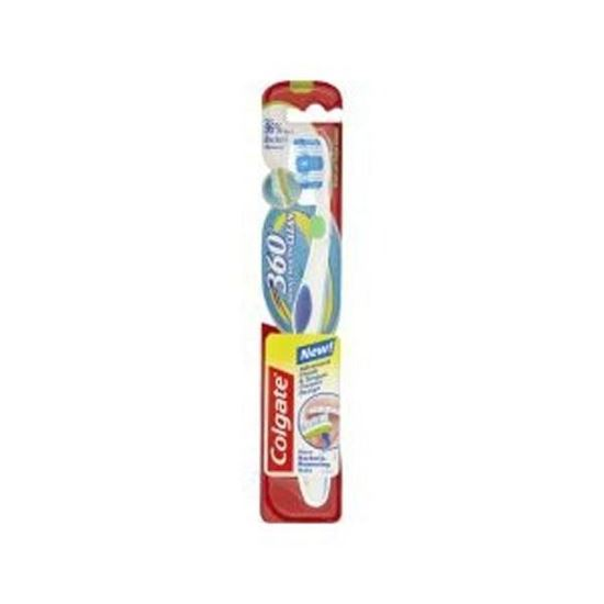 Picture of Colgate Toothbrushes 360 Degrees Compact Head Medium