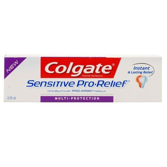 Picture of Colgate Sensitive Pro Relief Multi Protection Toothpaste 75ml