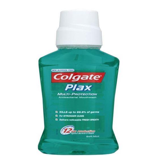 Picture of Colgate Palmolive P C Ltd Mouthrinse Plax Soft Mint A/F 250Ml