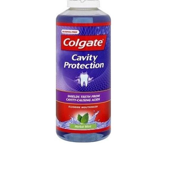 Picture of Colgate Mouthrinse Max Cavity Protect  400Ml