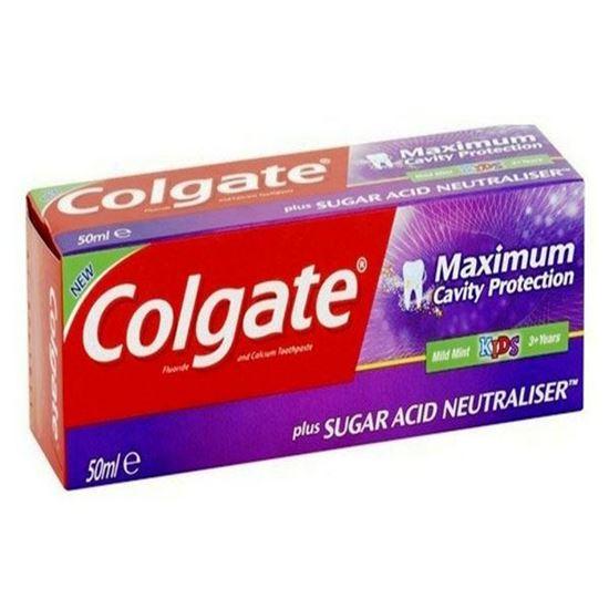 Picture of Colgate Maximum Cavity Protect Kids 50ml