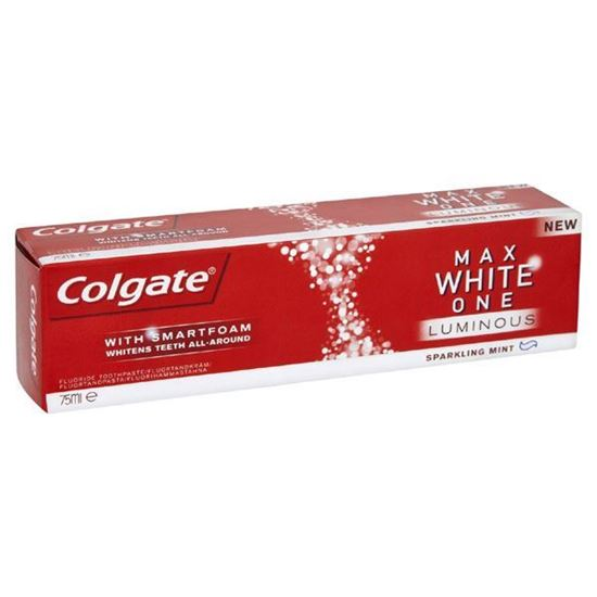 Picture of Colgate Max White One Luminous Toothpaste 75ml