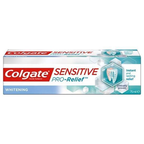 Picture of Colgate 75ml Sensitive Pro-Relief Whitening Toothpaste