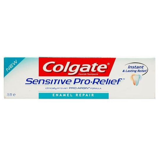 Picture of Colgate 75ml Sensitive Pro-Relief Enamel Repair Fluoride Toothpaste