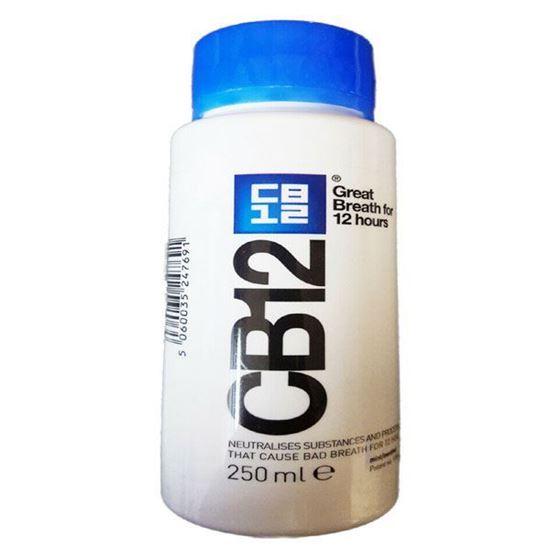 Picture of CB12 Mint Menthol Mouthwash 250ml
